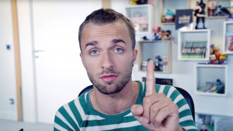 Squeezie youtube