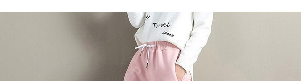 2020 hiver femmes Sport pantalons de survêtement entraînement polaire pantalon solide épais chaud hiver femme Sport pantalon course pantalons Mujer