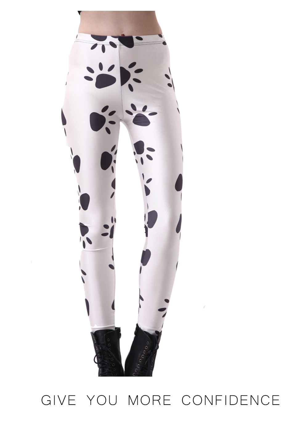 20 styles si mignons!! Dark & chat et imprimé léopard dieu cheval momie chien crâne coloré coeur imprimé leggings pantalons sexy pour femmes