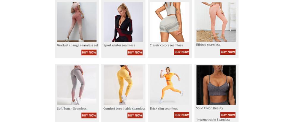 2020 femmes jambières d'exercices sans couture vêtements Sexy entraînement jegging Fitness Legging