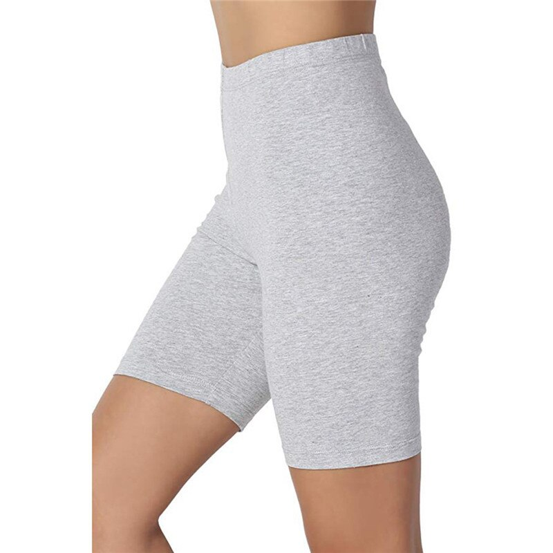 2020 hirigin maison Sports femmes dames été Shorts décontracté és couleur unie tout assorti maigre court livraison directe
