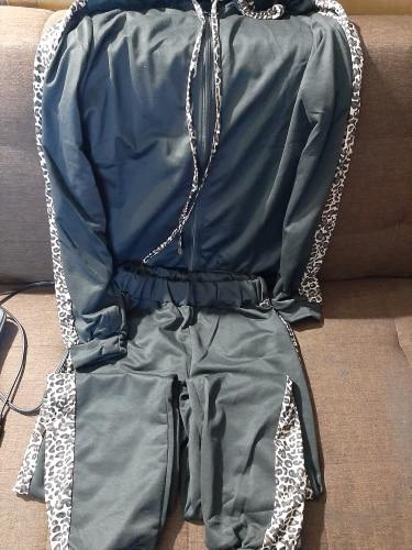 2 pièces ensemble femmes Sport survêtement fermeture éclair sweats à capuche Sweat-shirt pantalon ensemble Jogger Sport vêtements dames décontracté Sweat automne Streetwear costume